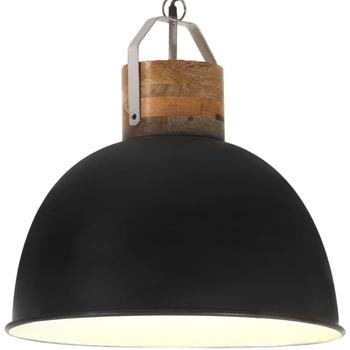 Maison & Déco Lustres, suspensions et plafonniers Vidaxl Lampe suspendue 51 cm Noir