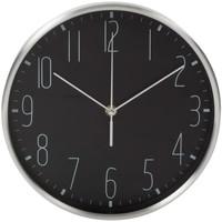 Maison & Déco Horloges Perel Horloge murale Noir
