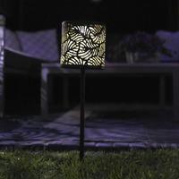 Maison & Déco Luminaires d'extérieur Luxform  Noir