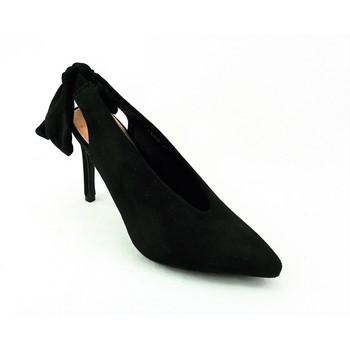 Chaussures Femme Escarpins Foreverfolie L9606NOIR noir