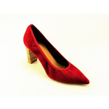 Chaussures Femme Escarpins Perlato 11128ROUGECAYENNE ROUGE CAYENNE