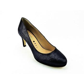 Chaussures Femme Escarpins Otess 110BLEU BLEU MARINE METAL