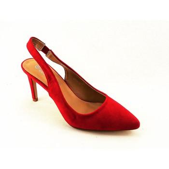 Chaussures Femme Escarpins La Bottine Souriante LBS6618ROUGE ROUGE