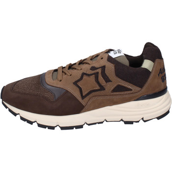 Chaussures Homme Baskets basses Atlantic Stars Sneakers Cuir Marron