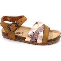 Chaussures Fille Sandales et Nu-pieds Billowy 6958C40 Marron
