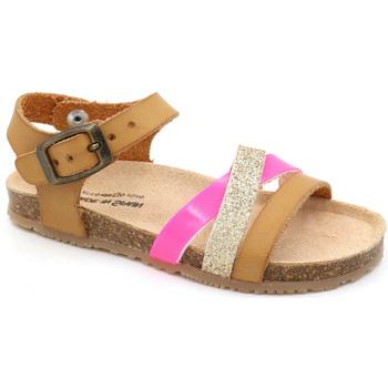 Chaussures Fille Sandales et Nu-pieds Billowy 6959C97 Marron