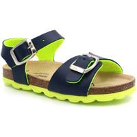 Chaussures Garçon Sandales et Nu-pieds Billowy 6962C14 Bleu