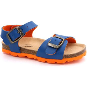 Chaussures Garçon Sandales et Nu-pieds Billowy 6962C15 Bleu