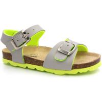 Chaussures Garçon Sandales et Nu-pieds Billowy 6962C34 Gris