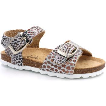 Chaussures Fille Sandales et Nu-pieds Billowy 6962C48 Argent