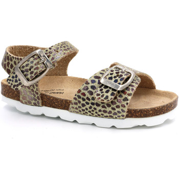 Chaussures Fille Sandales et Nu-pieds Billowy 6962C50 Or