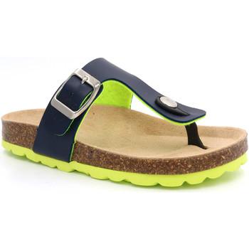 Chaussures Garçon Sandales et Nu-pieds Billowy 6963C14 Bleu