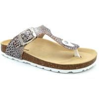 Chaussures Fille Sandales et Nu-pieds Billowy 6963C48 Argent