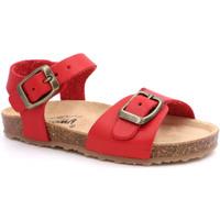 Chaussures Garçon Sandales et Nu-pieds Billowy 6973C45 Rouge