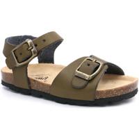 Chaussures Garçon Sandales et Nu-pieds Billowy 6973C87 Kaki