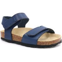 Chaussures Garçon Sandales et Nu-pieds Billowy 7037C14 Bleu