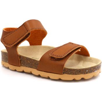 Chaussures Garçon Sandales et Nu-pieds Billowy 7037C97 Marron