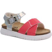 Chaussures Fille Sandales et Nu-pieds Billowy 7040C07 Argent