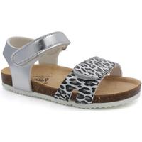 Chaussures Fille Sandales et Nu-pieds Billowy 7047C01 Argent