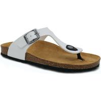 Chaussures Femme Tongs Billowy 1573C60 Blanc