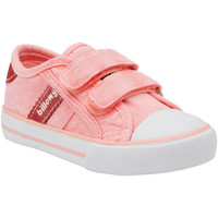 Chaussures Fille Baskets mode Billowy 6766C30 Rose