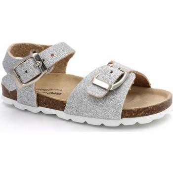 Chaussures Fille Sandales et Nu-pieds Billowy 6973C02 Argent
