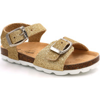 Chaussures Fille Sandales et Nu-pieds Billowy 6973C04 Or
