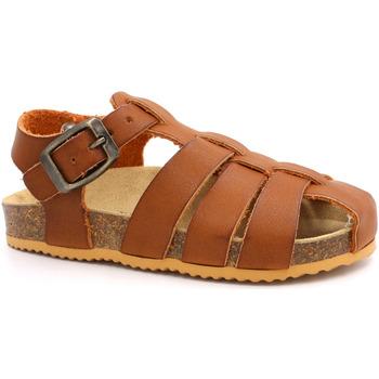 Chaussures Garçon Sandales et Nu-pieds Billowy 6974C42 Marron