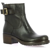 Chaussures Femme Boots Pao Boots cuir Marron