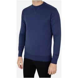Vêtements Homme Sweats Kebello Sweat col rond Taille : H Bleu S Bleu