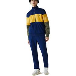 Vêtements Homme Ensembles de survêtement Lacoste Ensemble de Bleu