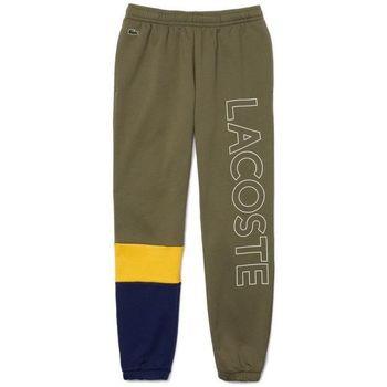Vêtements Homme Pantalons de survêtement Lacoste Pantalon de Kaki