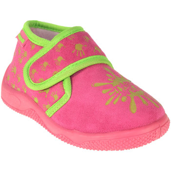 Chaussures Fille Chaussons BEPPI Indoor Shoe Rose