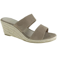 Chaussures Femme Mules BEPPI Wedge Slipper Gris