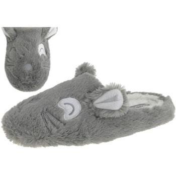 Chaussures Femme Chaussons BEPPI Indoor Slipper Gris