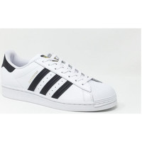 Chaussures Baskets mode adidas Originals SUPERSTAR BLANC/NOIR Blanc