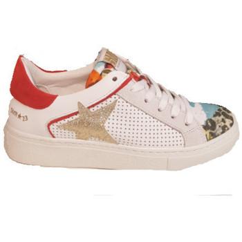 Chaussures Femme Baskets basses Semerdjian Basket Carla 5388 Multicolor