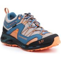 Chaussures Homme Randonnée Garmont 9.81 Trail Pro III GTX 481221-211 niebieski, pomarańczowy, szary
