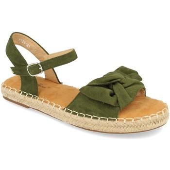 Chaussures Femme Sandales et Nu-pieds Milaya 2M10 Kaki