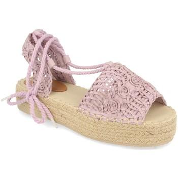 Chaussures Femme Espadrilles Milaya 3S3 Lila