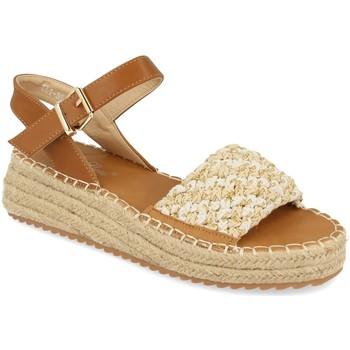 Chaussures Femme Espadrilles Milaya 3S4 Beige