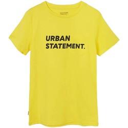 Vêtements Garçon T-shirts manches courtes Mayoral  amarillo