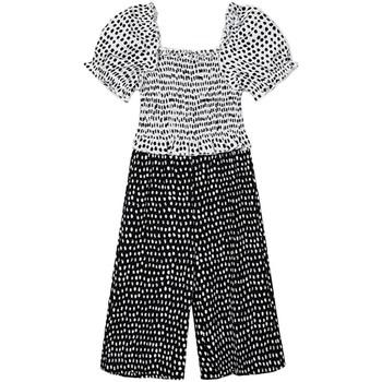 Vêtements Fille Combinaisons / Salopettes Mayoral  Negro