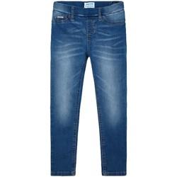 Vêtements Fille Jeans slim Mayoral  Azul