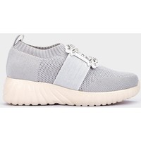 Chaussures Femme Slip ons Pedro Miralles Tinetto Argenté