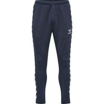 Vêtements Homme Pantalons de survêtement Hummel Pantalon  HmlNATHAN 2.0 tapered bleu/blanc