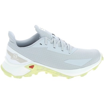 Chaussures Femme Randonnée Salomon Alphacross Blast Blanc Blanc