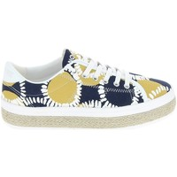 Chaussures Femme Baskets basses No Name Wax Imprime Multicolore