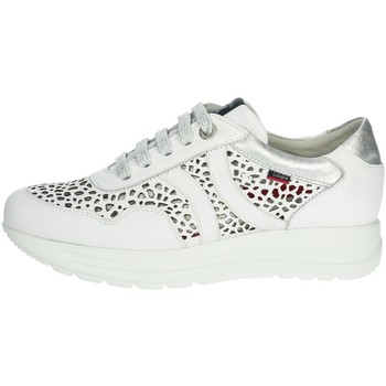 Chaussures Femme Baskets montantes CallagHan 40721 Blanc