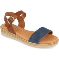 Chaussures Femme Sandales et Nu-pieds Visanze 20046 Azul